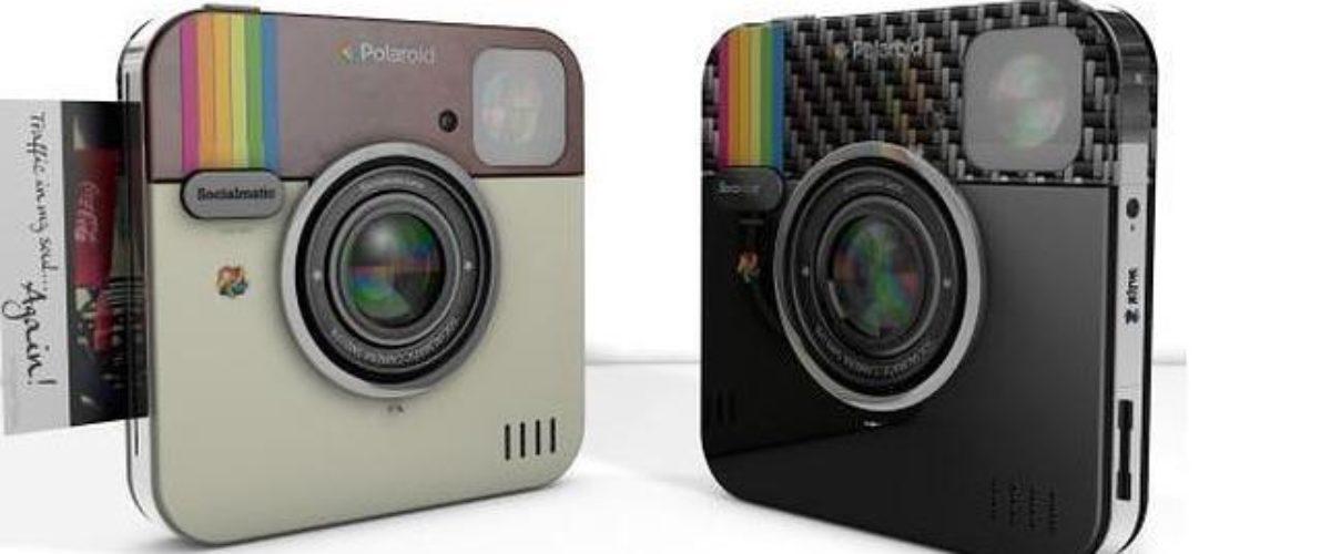 La «cámara Instagram» se convierte en realidad de la mano de Polaroid