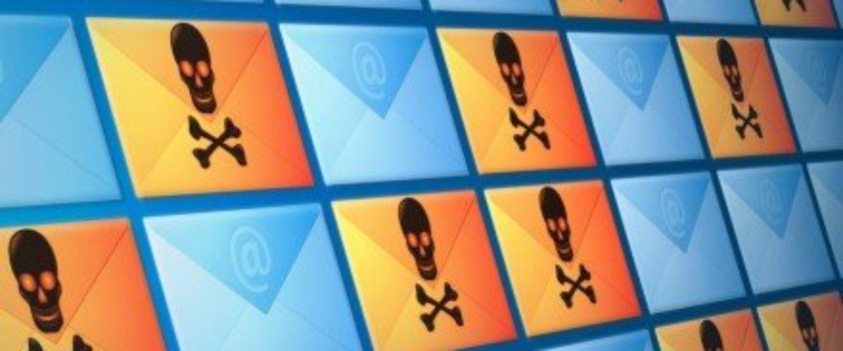 Los 'spammers' se aprovechan del miedo generado por los ataques de ransomware