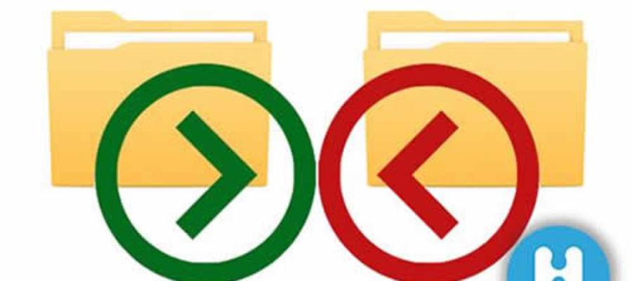 Mover el Escritorio, las carpetas Documentos e Imágenes a otro disco en Windows 10