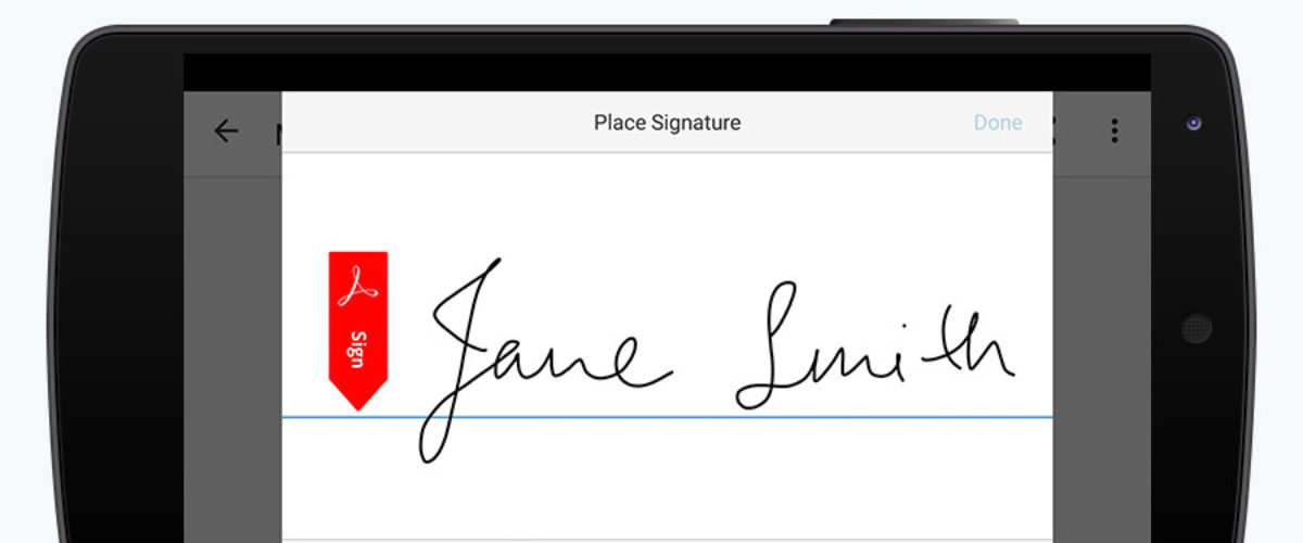 Cómo firmar documentos desde el móvil sin necesidad de imprimirlos