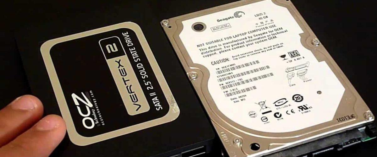 ¿Qué es un disco SSD y por qué es mejor que un disco duro?